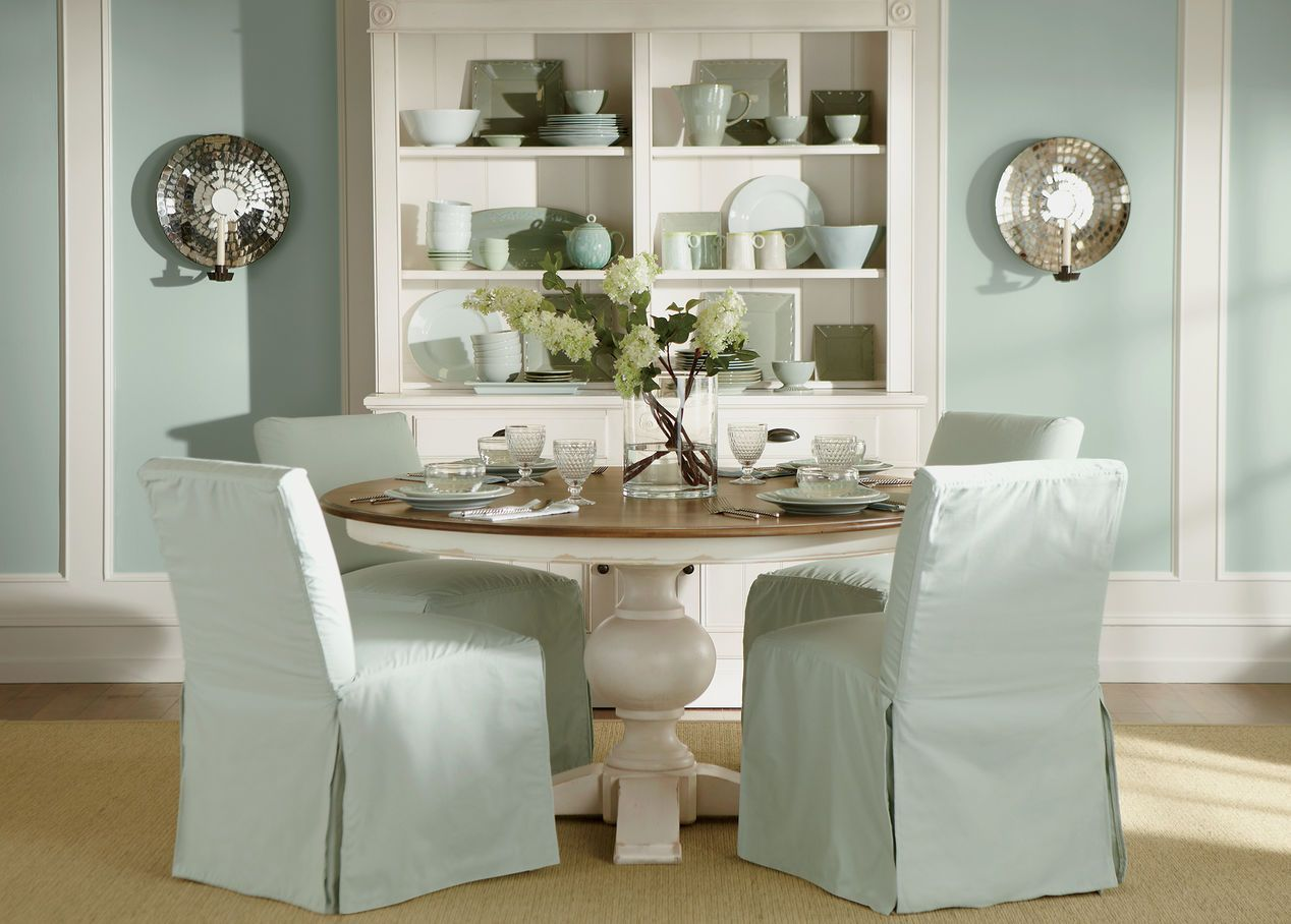 Cooper Round Dining Table | Dining Tables | Ethan Allen | Dining ...