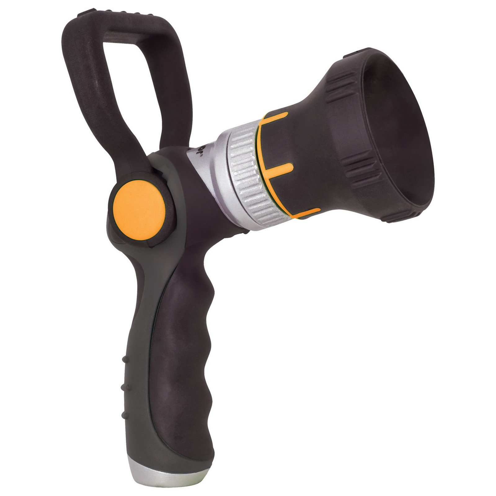 Melnor Inc. Ergo Metal Fire Nozzle with Rubberized Grip