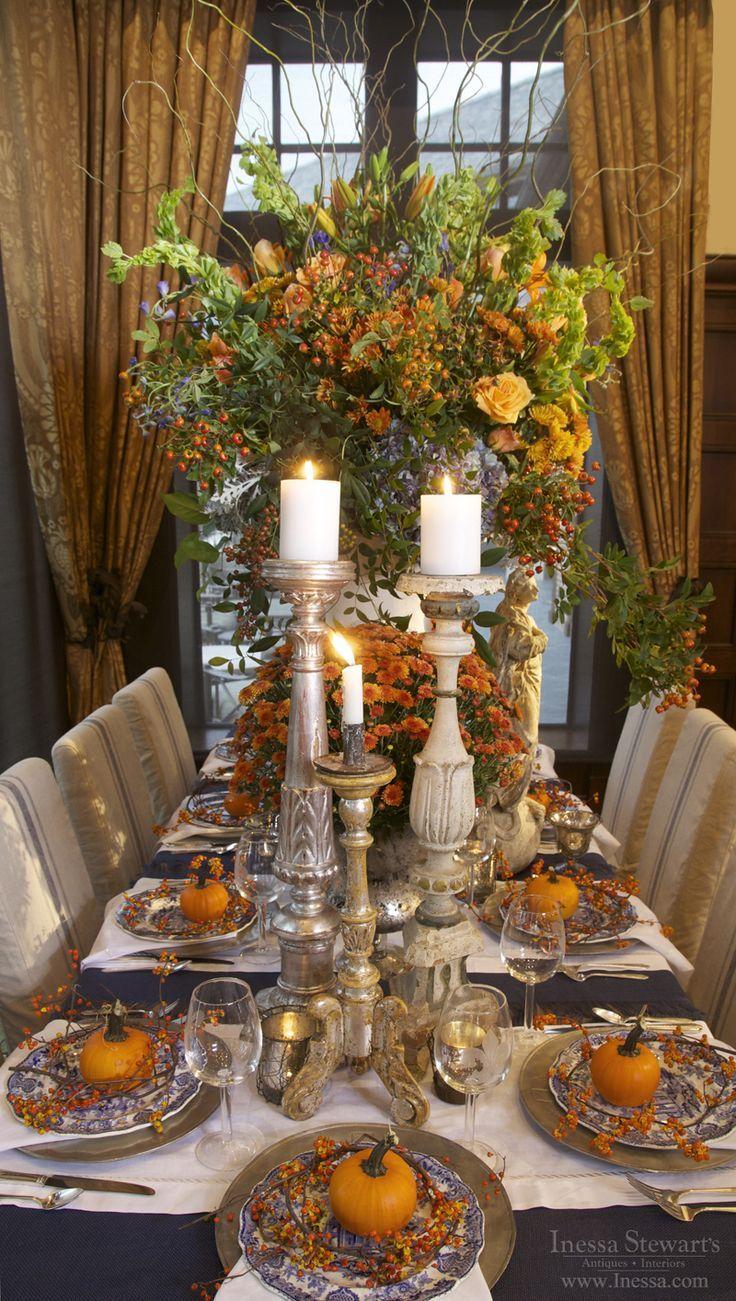 31++ Elegant thanksgiving table decor ideas