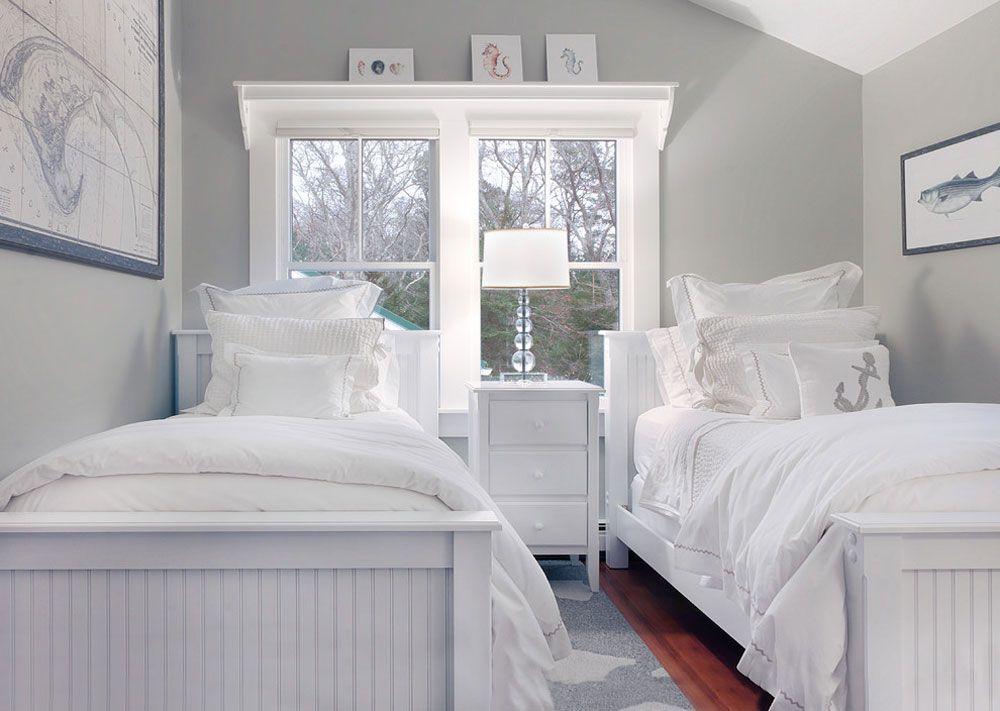 Delightful Cape Cod Summer House   Beach Style   Bedroom   Boston   A.