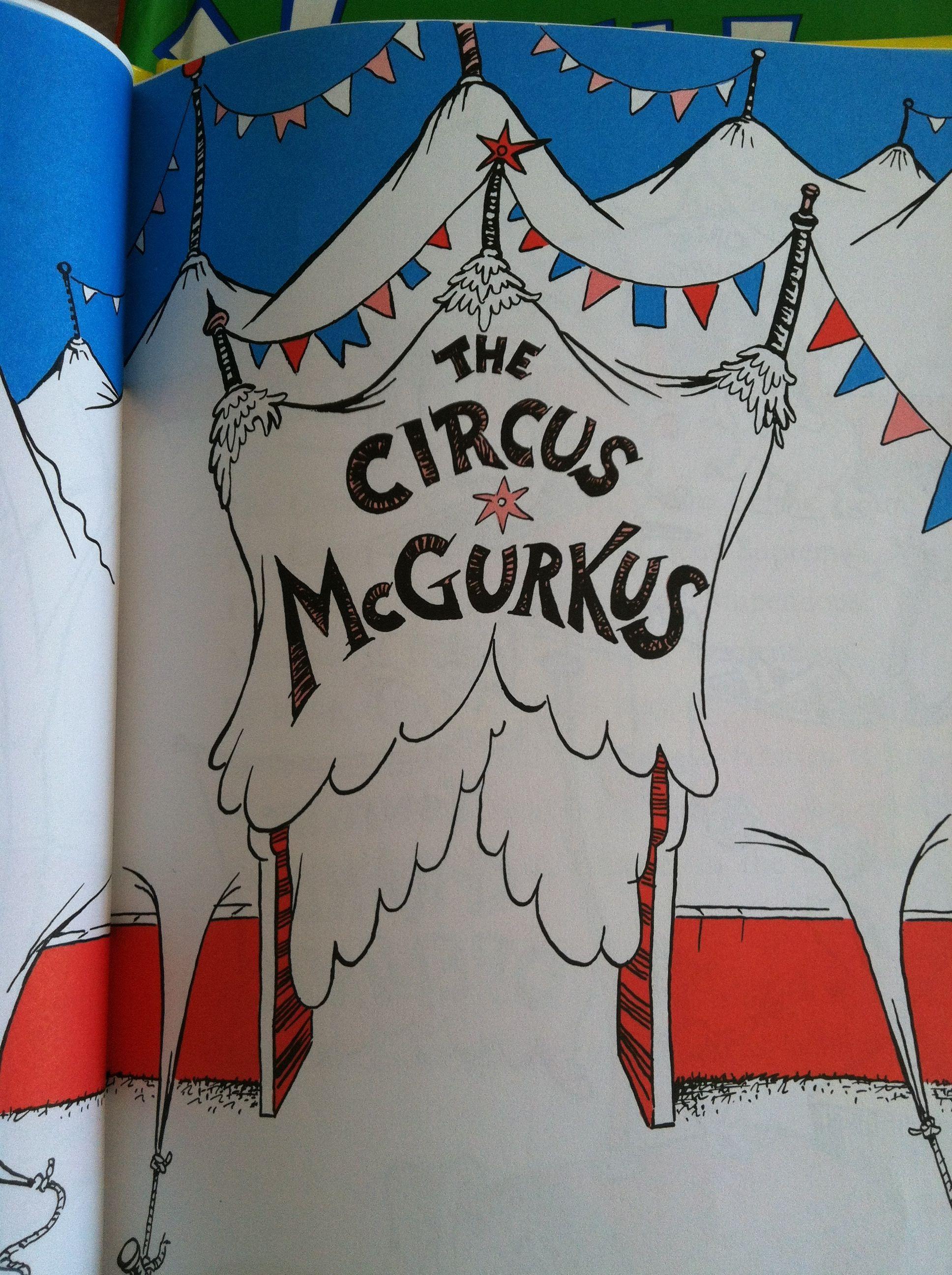 Circus McGurkus, The - The Circus McGurkus