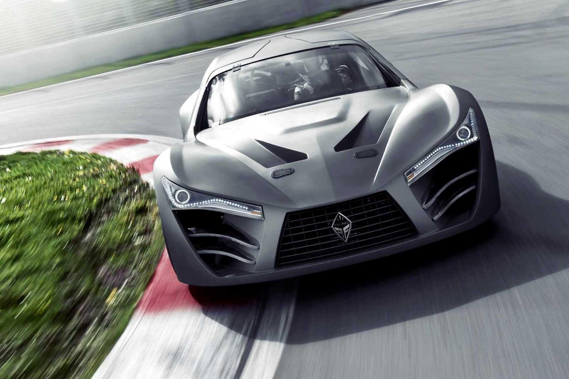 All New 100k Supercar 2015 Felino Cb7 Looks Delicate Actually Feral 2500lbs 525hp 6 2l V8 Car Revs Daily Com Super Cars Sports Car Sport Cars