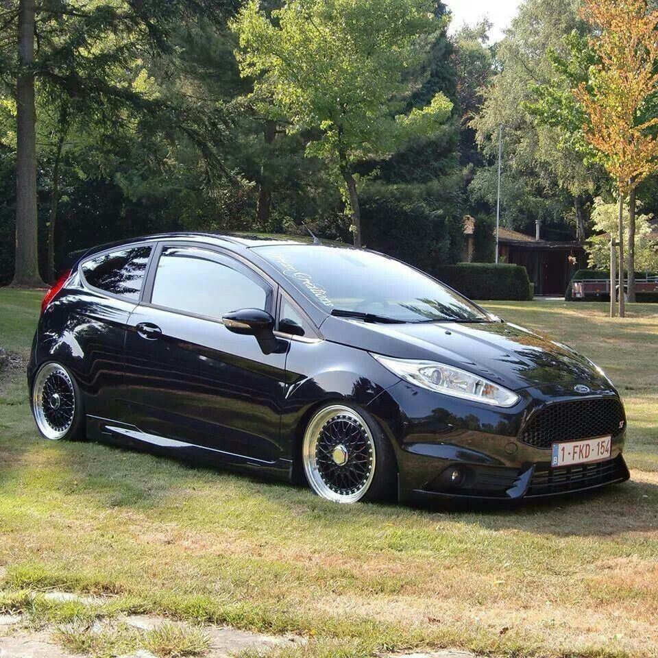 Fiesta Mk7 Ford Fiesta St Ford Focus Sedan Ford Focus