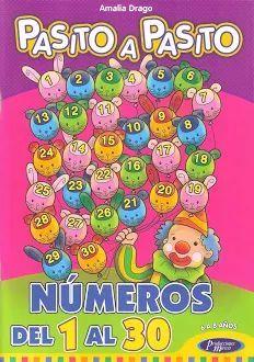 Foto: PASITO A PASITO: NÚMEROS DEL 1 AL 30  ♥♥♥DA LO QUE TE GUSTARÍA RECIBIR♥♥♥  https://picasaweb.google.com/betianapsp