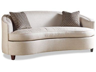 Shop For Ferguson Copeland Claudette Sofa, U1158 3, And Other Living Room  Sofas At Noel Furniture In Houston, TX. One Cushion Sofa.