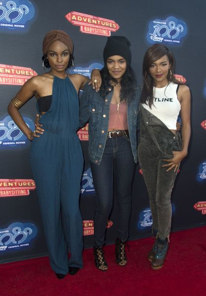 China Anne Mcclain Photos Photos Premiere Of 100th Disney Channel Original Movie Adventures In Babysitting Anne Mcclain China Anne Mcclain China Anne