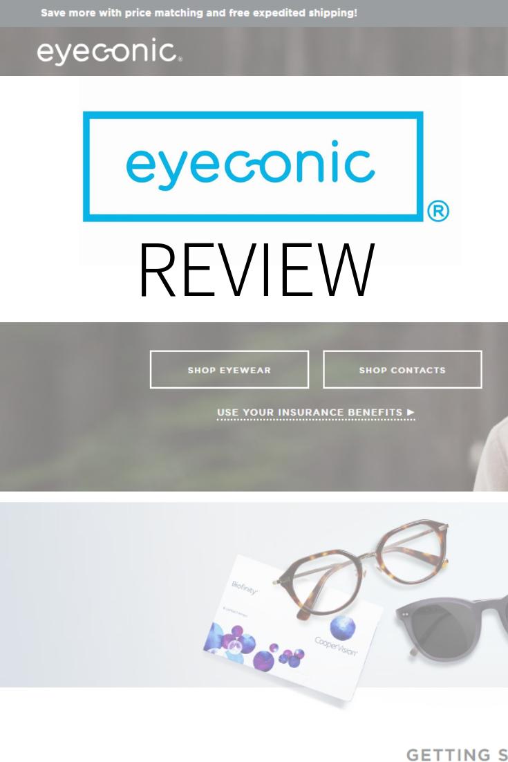 Eyeconic Eyewear Review Eye Health Insurance Benefits Vision