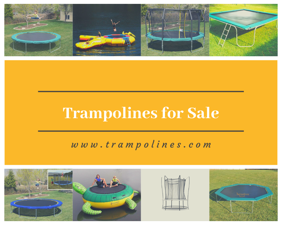 Pin by Kelvinong on Trampolines for Sale Trampolines for
