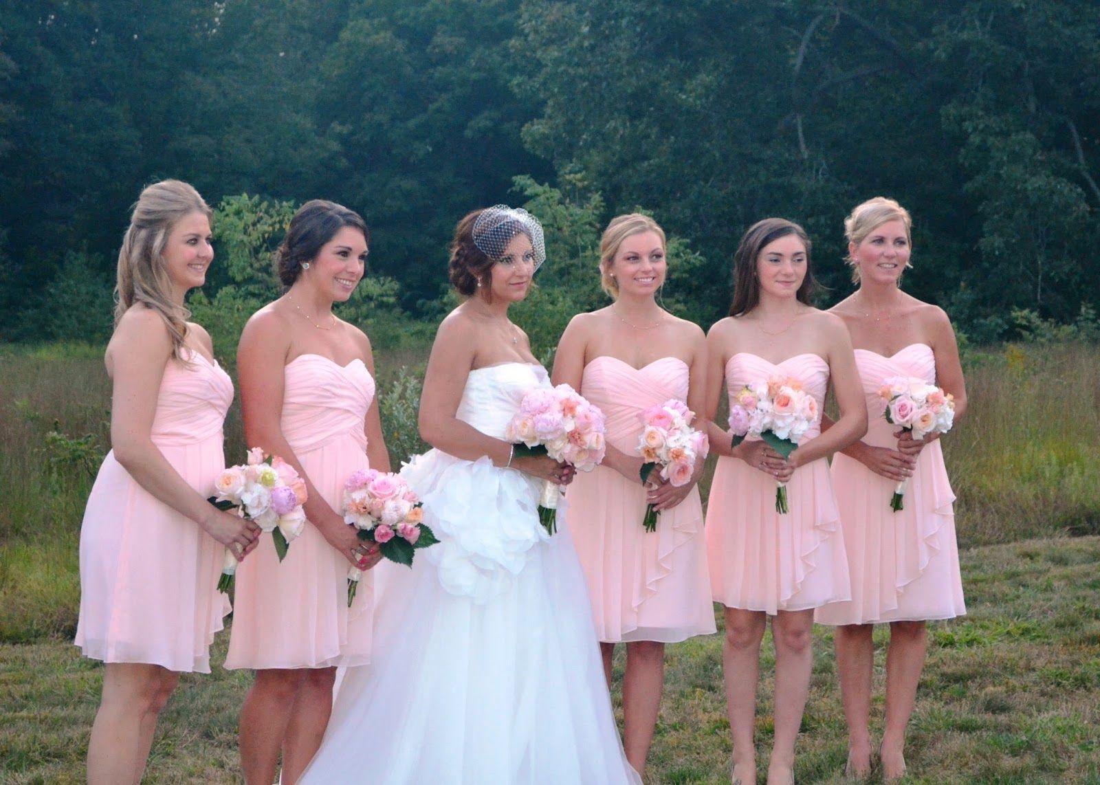 David\'s Bridal Petal | Blush and Gold Wedding | Pinterest | Wedding ...