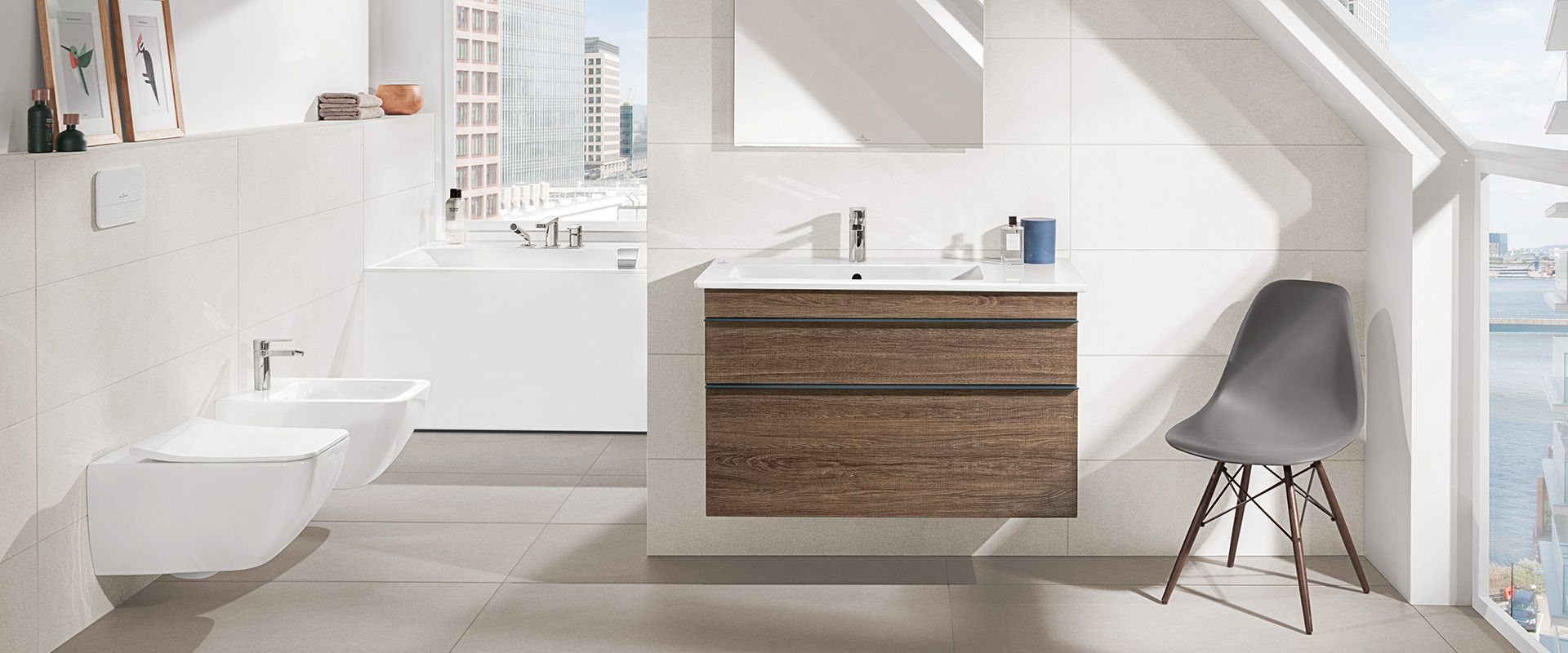 New Bathroom Collection U0027Venticellou0027   Modern And Slim Design    Sophisticated Innovation Made In Germany   1748 Villeroy U0026 Boch #villeroy  #villeroyundboch ...