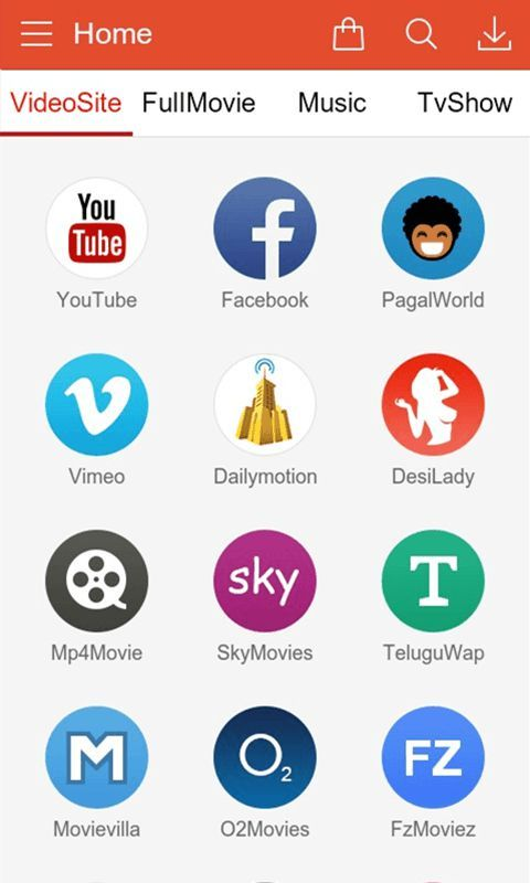 Vidmate – HD Video & Music Downloader v2 44 (AD-Free) – c55