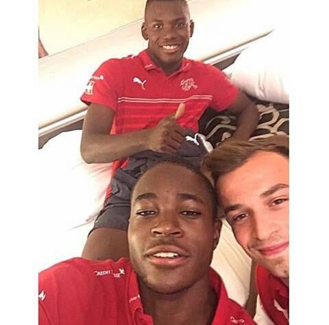 Xherdan Shaqiri Internazionale Milano Swiss National Team Schweizer Nati Inter Mailand Shaqiri Inter Mailand Mailand