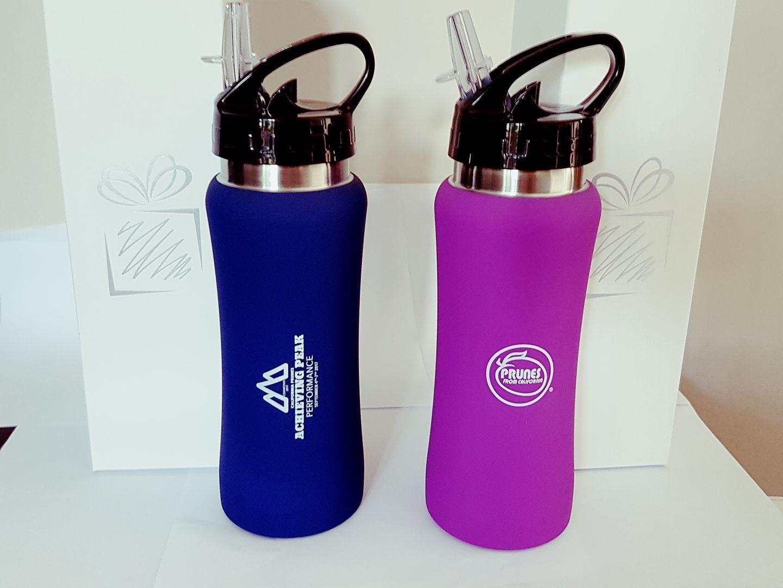 Colorissimo Trendy Rubberised Aluminium Sports Water