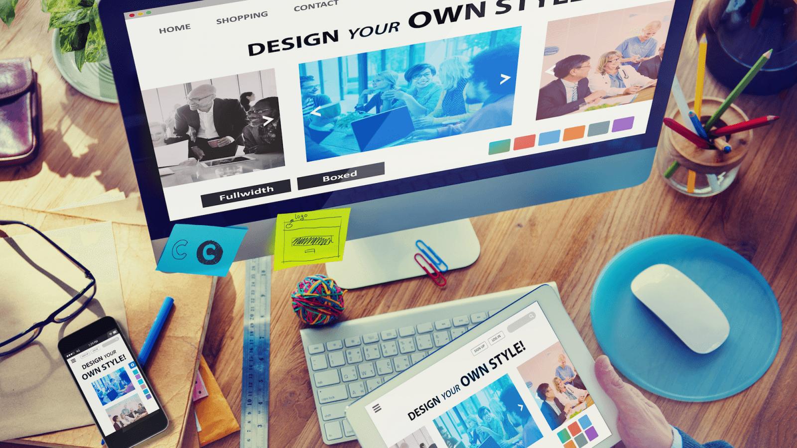 Web Design Consultant Gloucester With Images Web Development Design