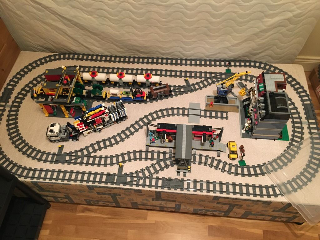 Explore David Mullally S Photos On Photobucket Lego Trains Lego City Train Lego Train Tracks
