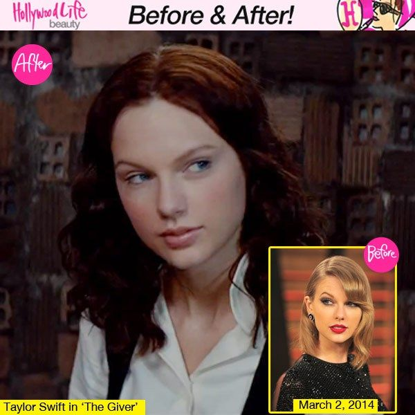 Taylor Swift In The Giver Ditches Makeup Goes Brunette Taylor Swift Videos Taylor Swift Pictures Taylor Swift