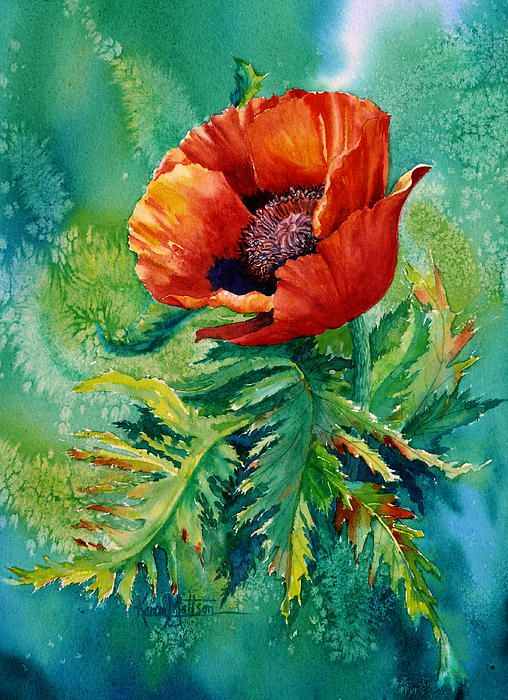 Big Red Poppies Crazy Quilt Block Multi Size FrEE ShiPPinG WoRld WiDE