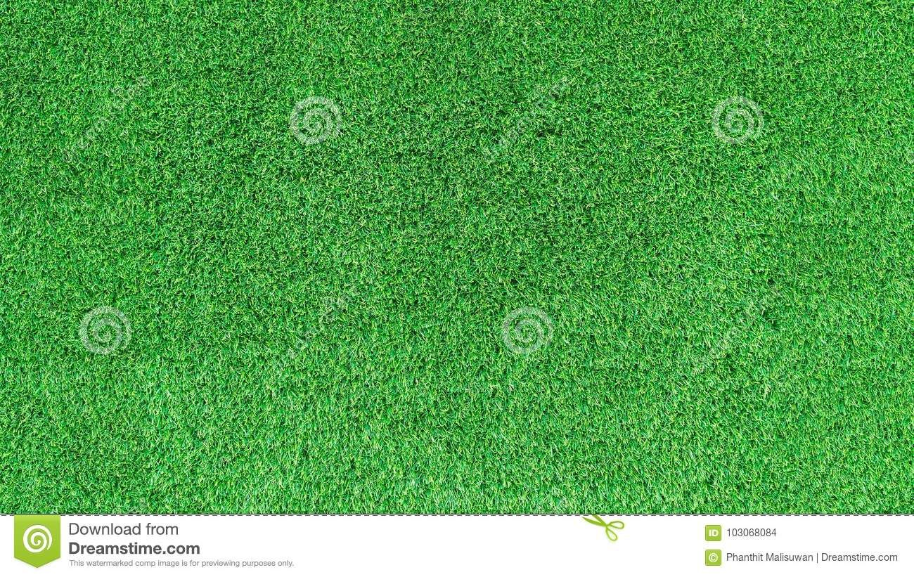 Artificial Green Grass Texture Or Green Grass Background For Golf Course Soccer Field Or Sports Bac Green Grass Background Grass Background Grass Textures