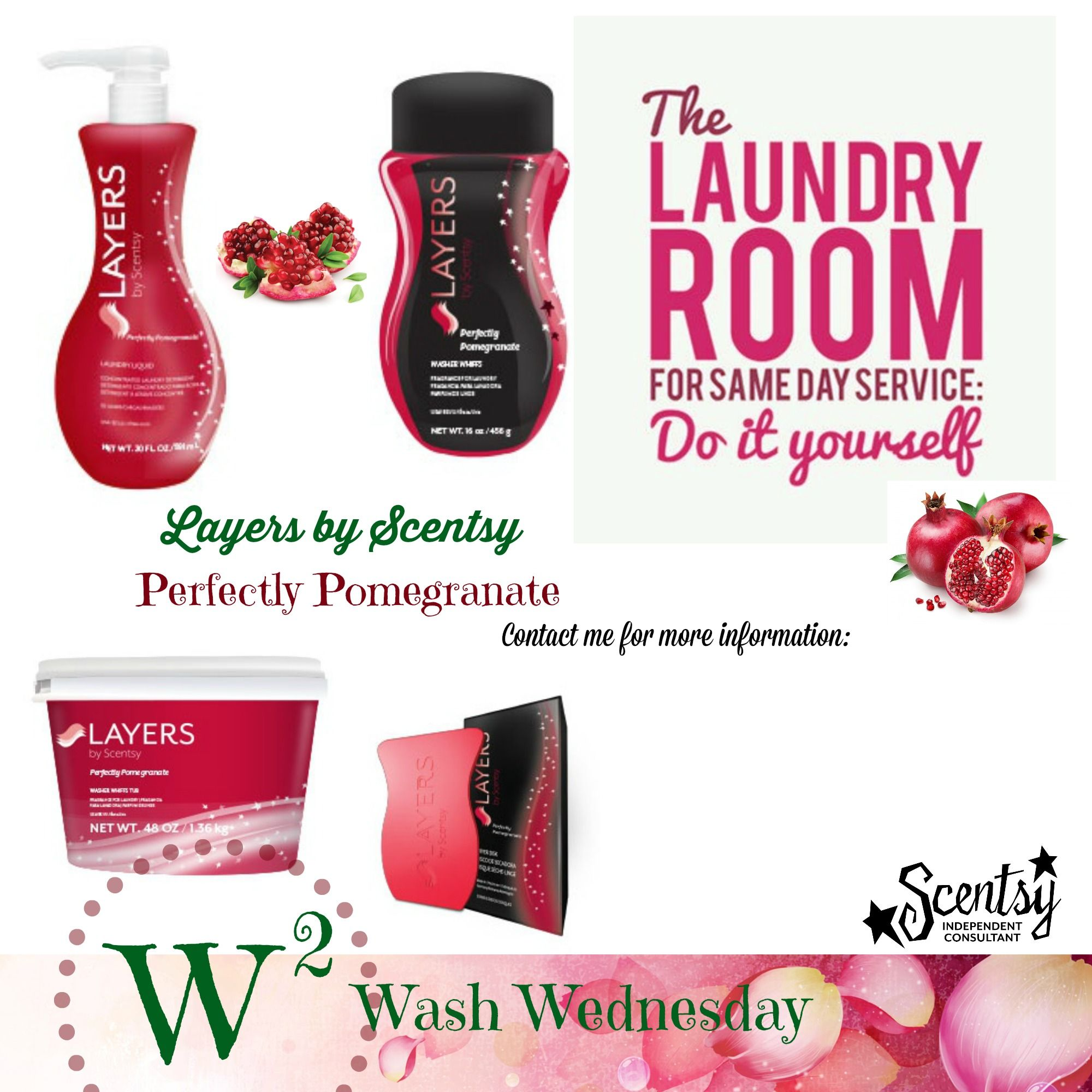 Scentsy laundry care perfectly pomegranate for washwednesday scentsy laundry care perfectly pomegranate for washwednesday laundry cleaning tips solutioingenieria Image collections