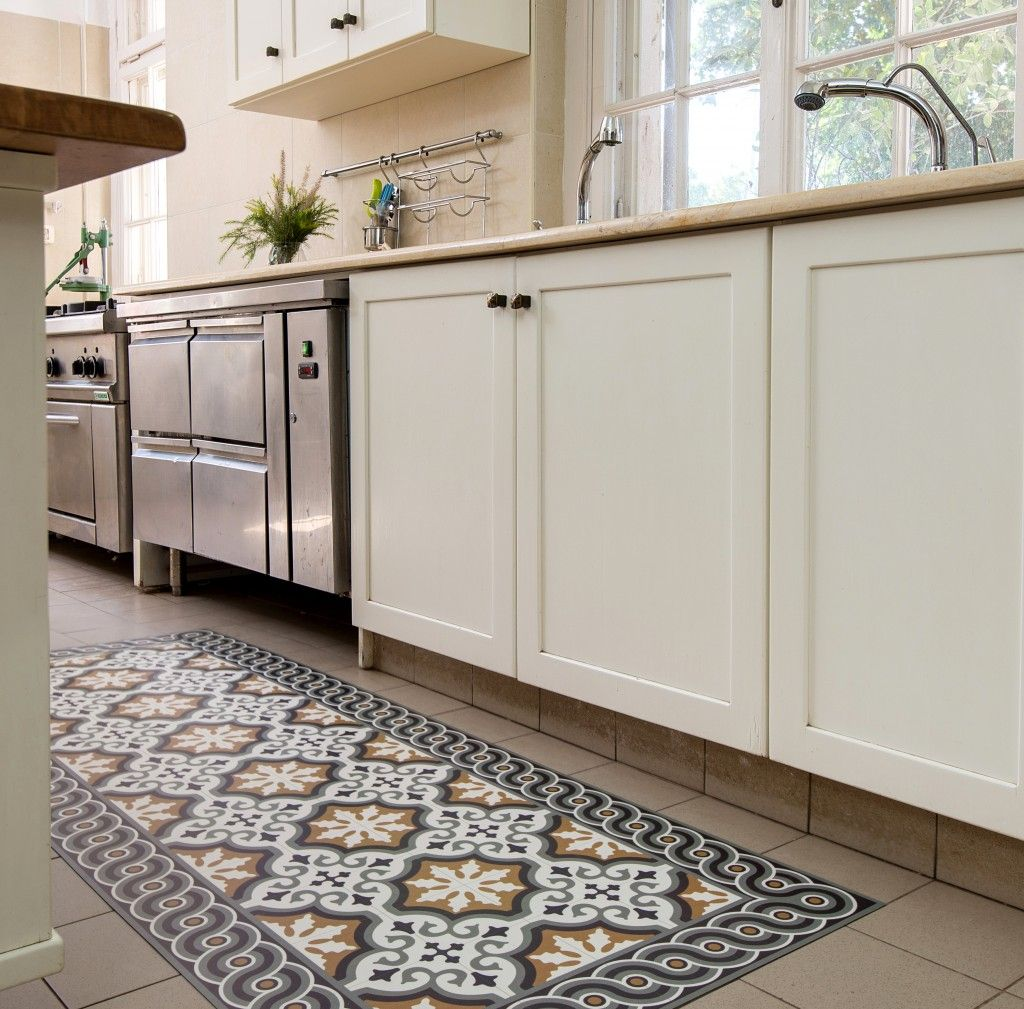 Cheap Kitchen Floor Mats What Color Cabinets For A Small Beija Flor Vinyl Mat Simply Beautiful