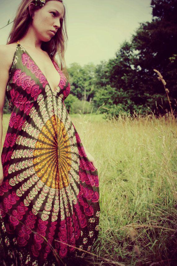 Hippie dresses make me long for summer