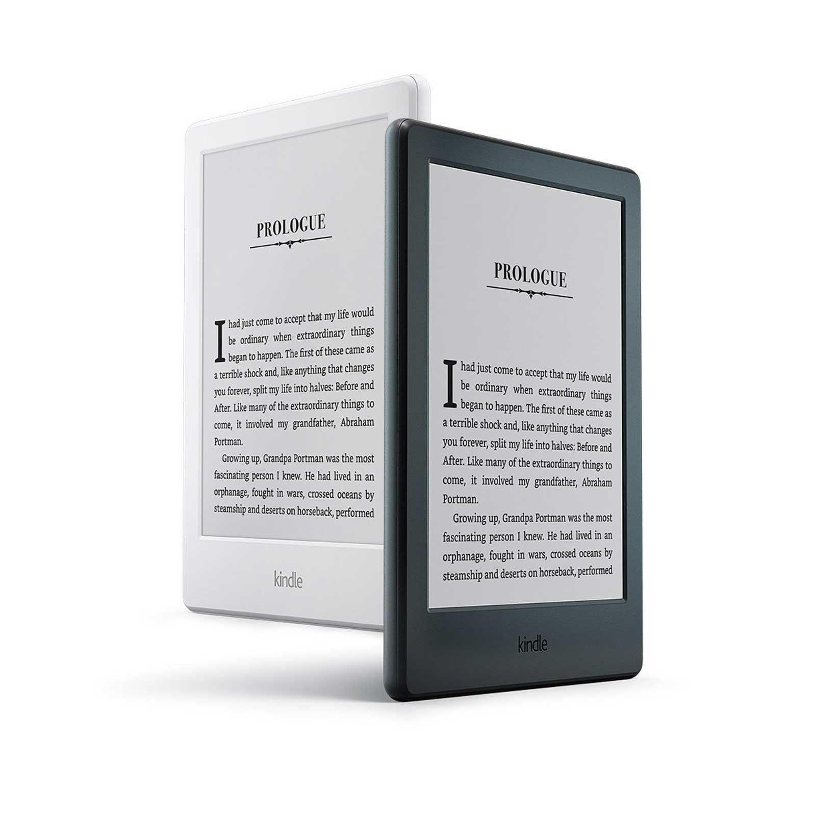 Amazon Kindle (Wifi Only, Black) Kindle, Kindle