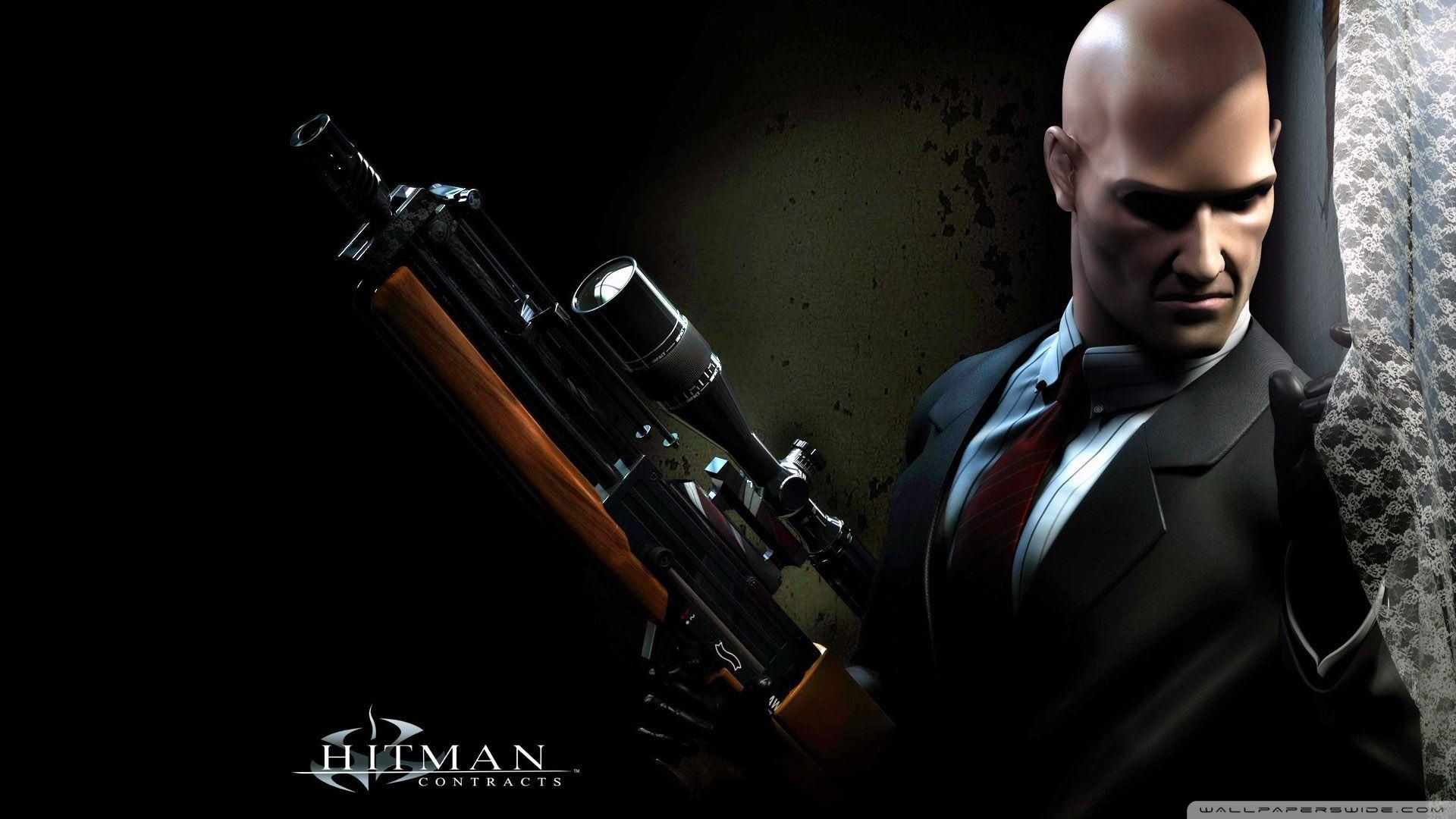 Hitman Wallpaper Widescreen Z84 Hitman Hitman Agent 47 Agent 47