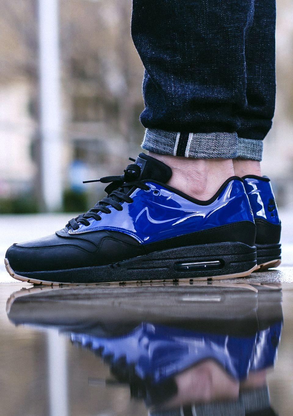 SPORTSWEAR FIX: Nike Air Max 1 VT QS 'Deep Royal Blue