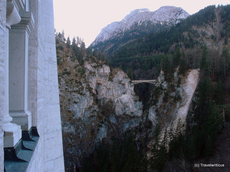 Longshot Of The Marienbrucke In Schwangau Germany From There You Can Take Excellent Photos Of Neuschwans Neuschwanstein Castle North Rhine Westphalia Germany