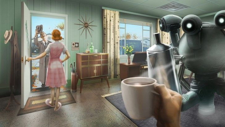 Fallout 4 Game 4k Wallpaper Art 3840x2160 Kartinki Videoigry Fendomy