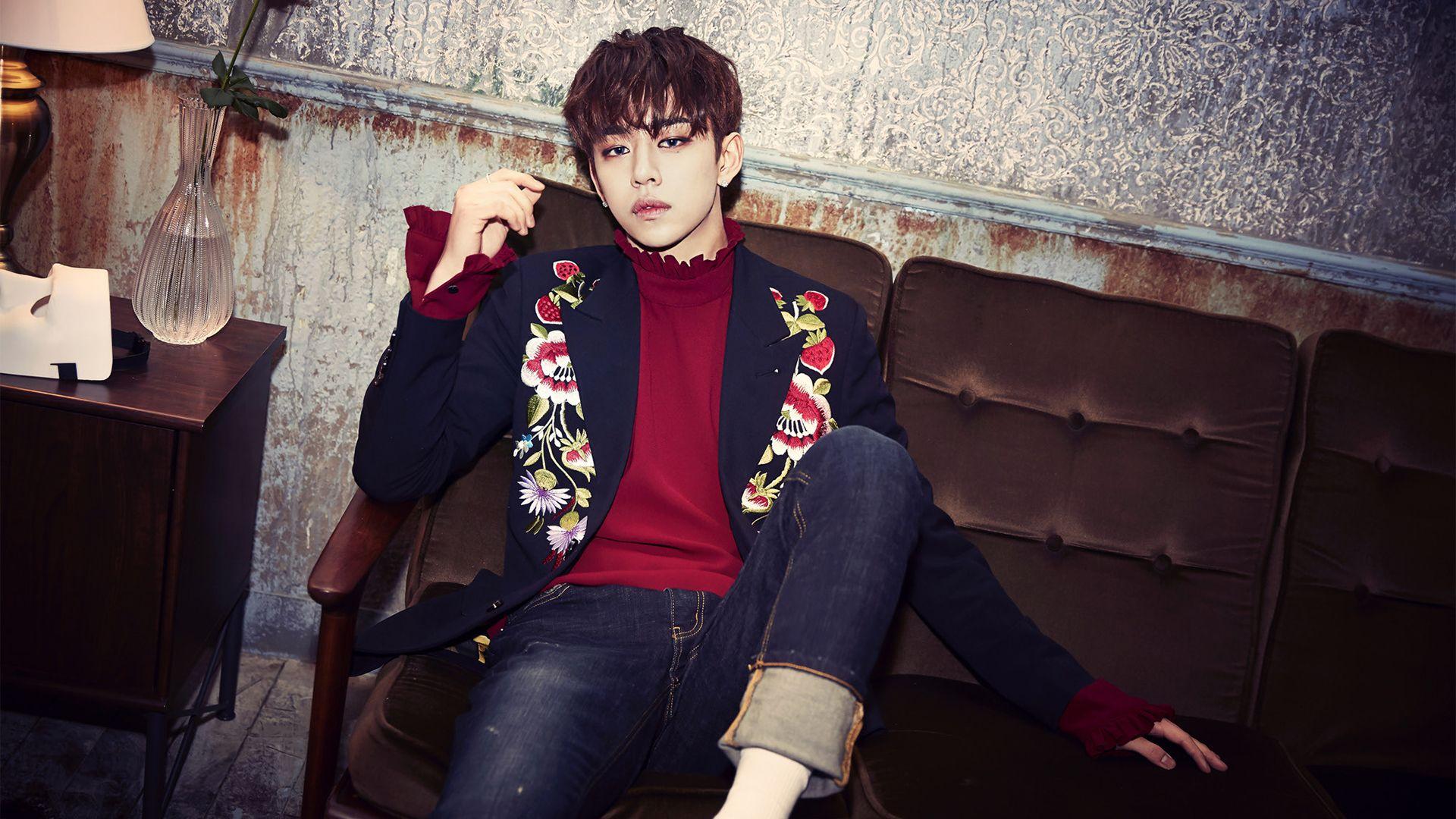 Desktop Wallpaper / B.A.P 비에이피 JungDaehyun 정대현 Daehyun 대현 | Wallpaper K-POP Boys Full HD ...