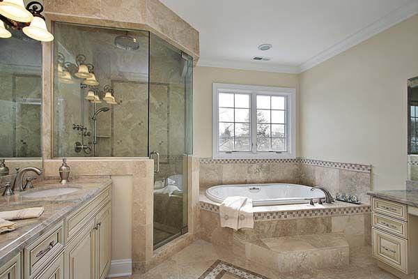 Attractive European Bathroom Design Ideas