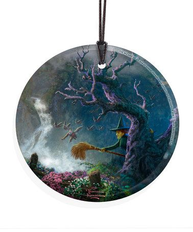 Look what I found on #zulily! Wicked Witch Ornament #zulilyfinds