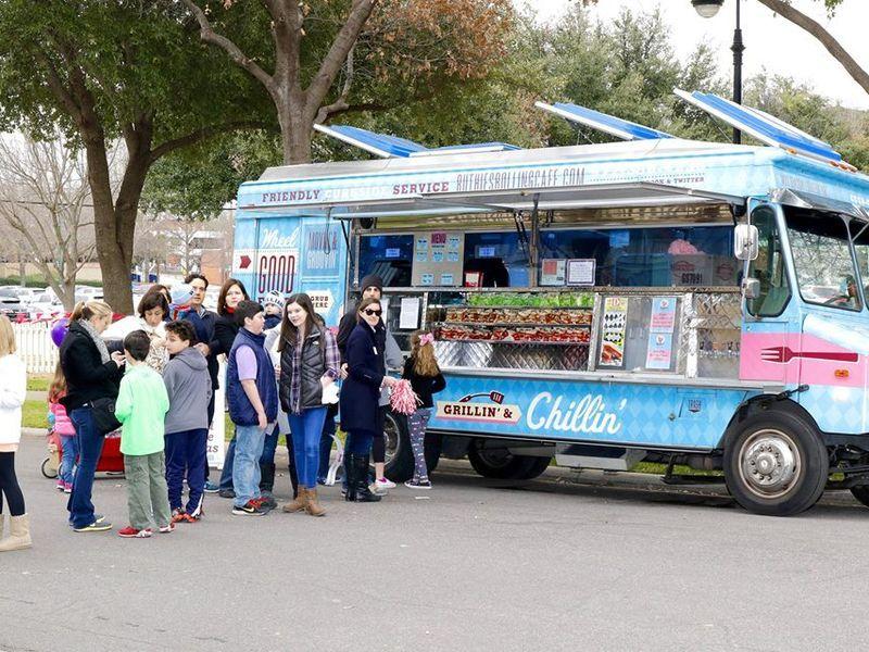 michigan city food truck festival