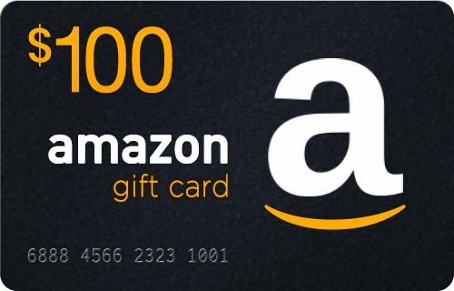 100 Amazon Gift Cards For Free Amazon Gift Cards Gift Card Amazon Gifts