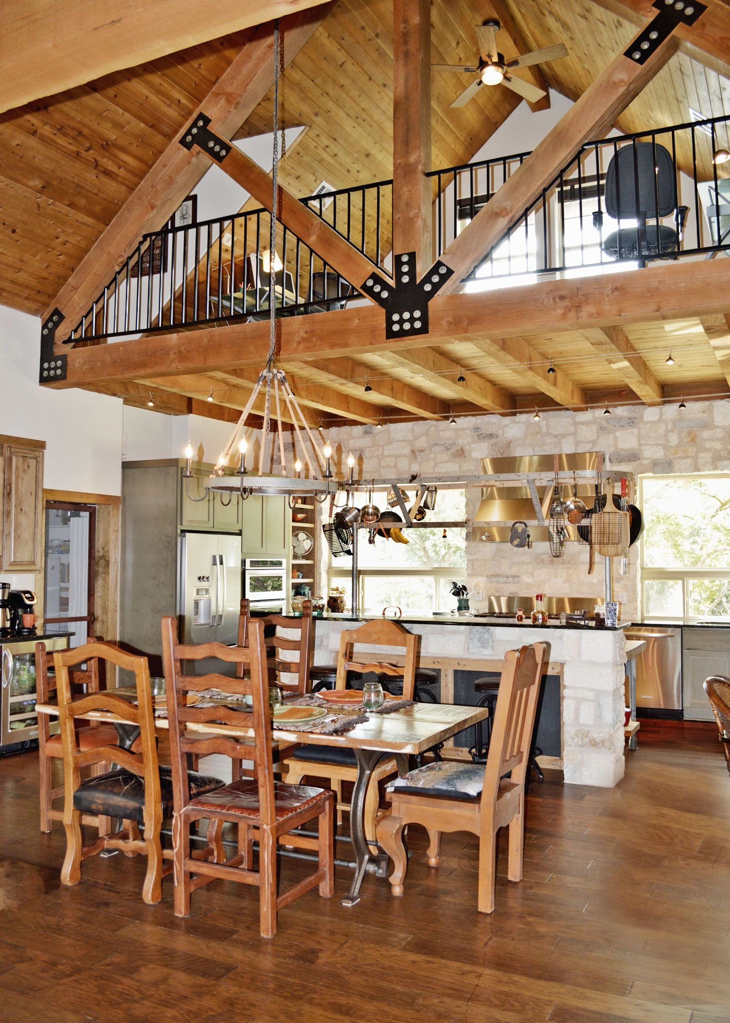 Pole Barn House Plans With Basement