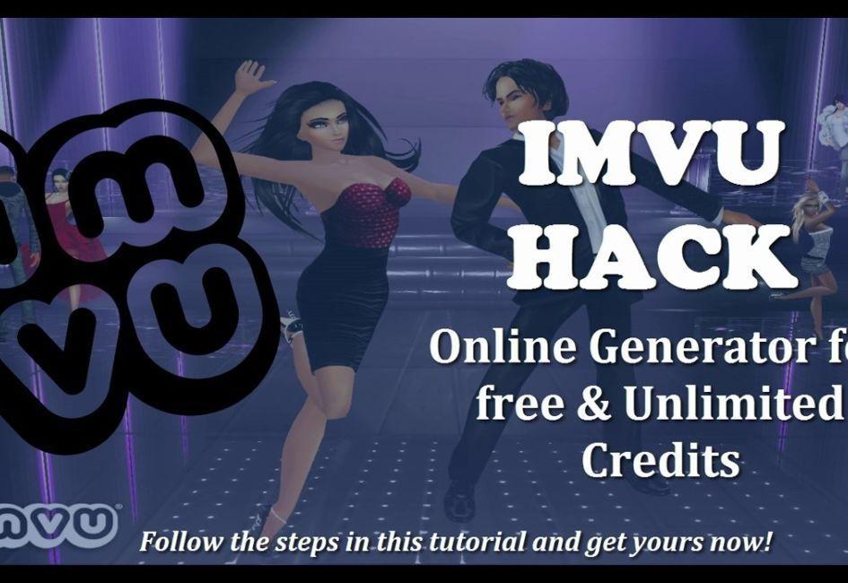 IMVU Credits Generator   Imvu   App hack, Play hacks, Point