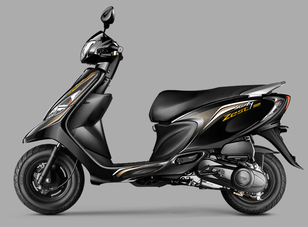 Tvs Motors Offers Ex Showroom Price Of Rs 46 770 On Zest Scooty