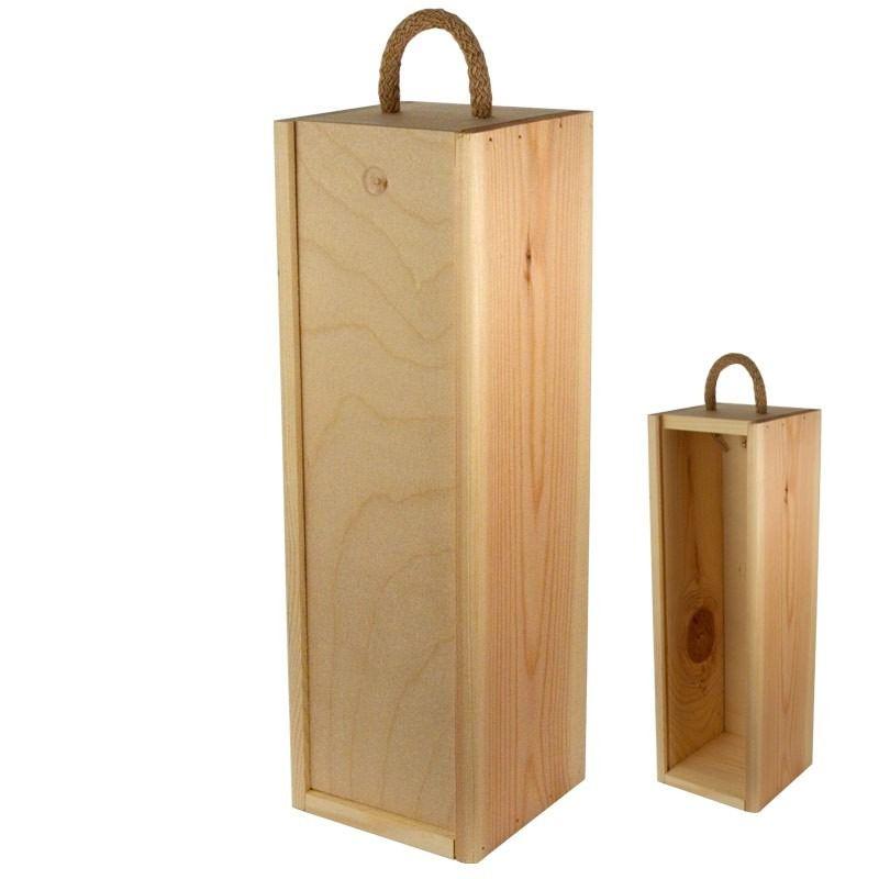 cajas de madera para vino 1 botella x 12 un fabrica