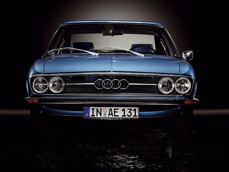 1970 Audi 100 Coupé S   Автомобили, Классики