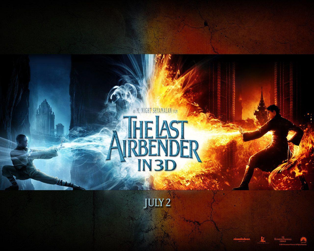 The Last Airbender 2010 Avatar The Last Airbender The Last Airbender Movie The Last Airbender