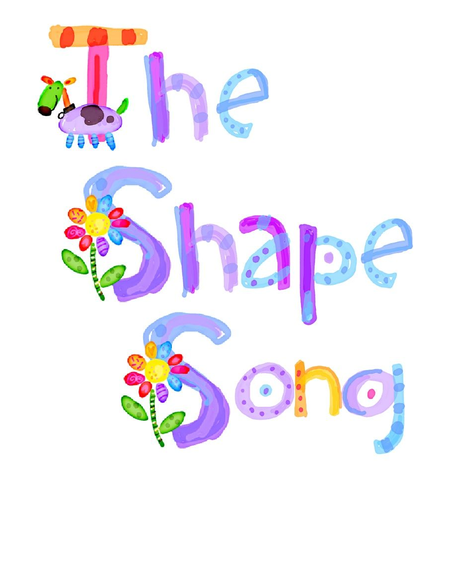 9c77da29c39 My Shape Song to go with Dr. Jean's song. I added to verses for shapes she  doesn't include.