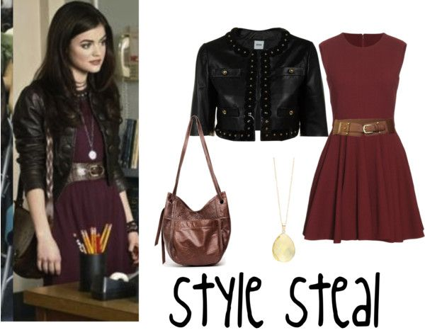 """""""Lucy Hale Style"""" by hipsterista-13 ❤ liked on Polyvore"""
