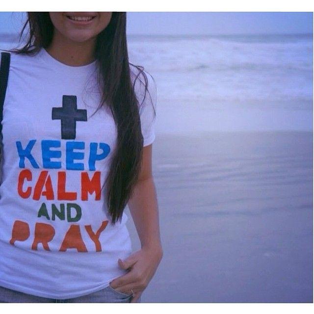 KEEP CALM AND PRAY / http://www.contactchristians.com/?p=12068