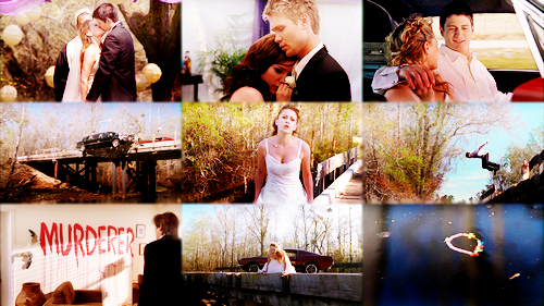 """Day 12- Favorite CODA... Episode 3.22 :) """"Babe I'm Gonna Leave You""""- Led Zeppelin. What an epic way to end season 3!"""