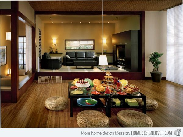 15 Living Room Interiors For Chinese