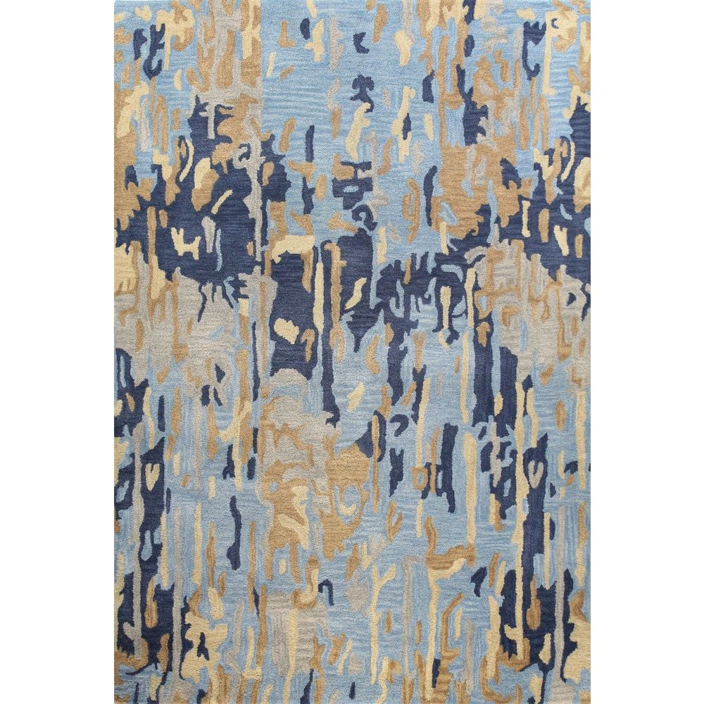 Mckenzie Tufted Wool Area Rug 9 X 12