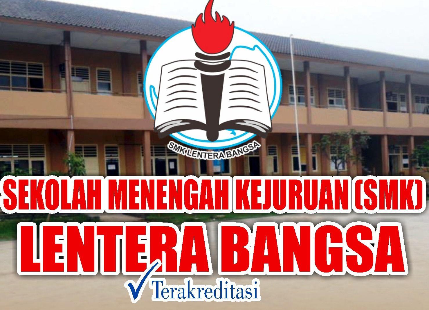 SMK Lentera Bangsa 2016 Pendidikan, Sekolah menengah