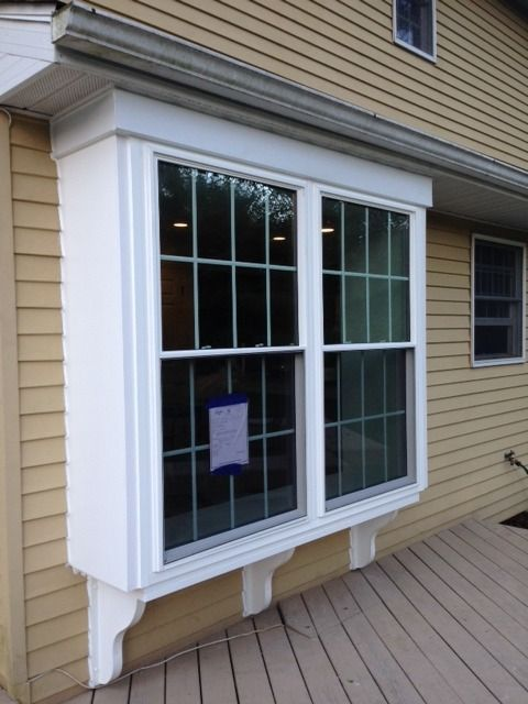 Box Bay Window I 39 D Have It Go As Close To Finished Floor