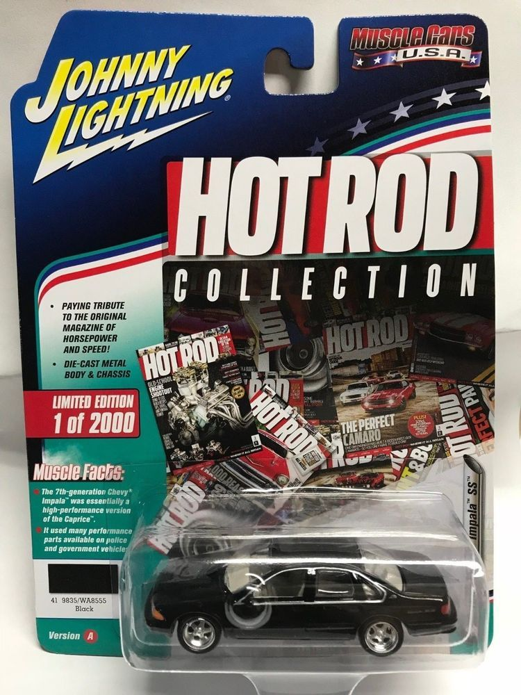 Pin On Johnny Lightning Diecast Cars